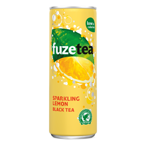 Foto Fuzetea Sparkling Lemon Black Tea